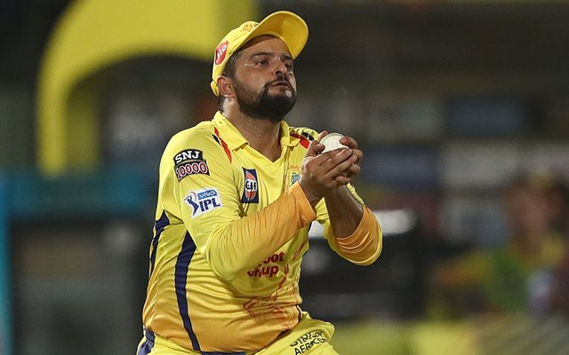 CHENNAI Retain RAINA